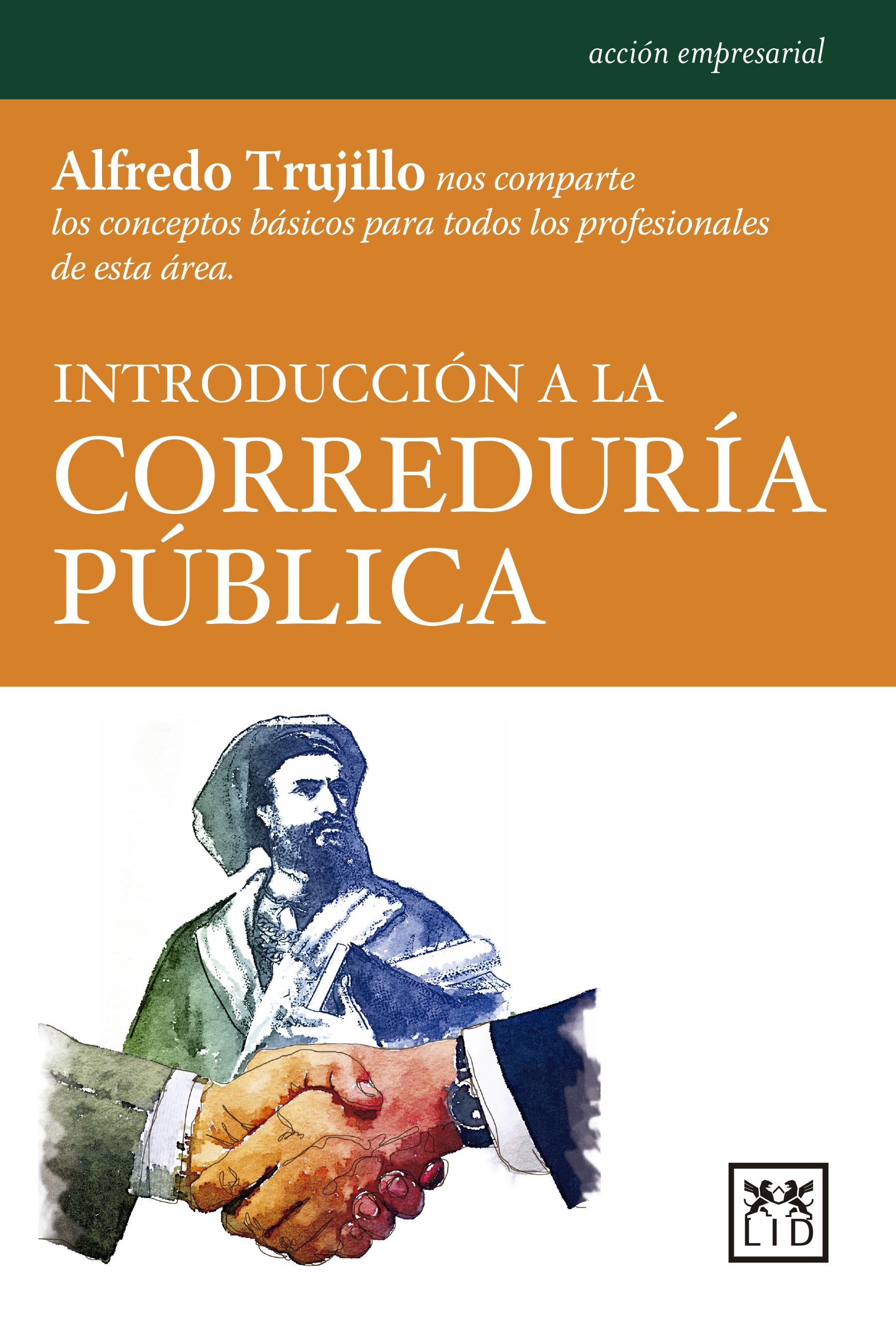 Introducción a la correduría pública