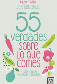 libro 55 verdades sobre lo que comer