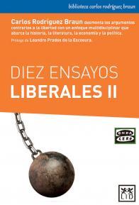 Carlos rodríguez braun presenta el libro diez ensayos liberales II