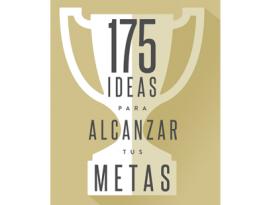 portada 175 ideas para alcanzar tus metas